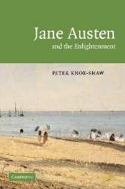Jane Austen and the Enlightenment