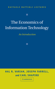 The Economics of Information Technology