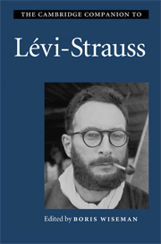 The Cambridge Companion to Lévi-Strauss