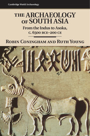 The archaeology of south asia by robin coningham the archaeology of south asia fandeluxe Images