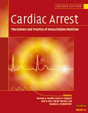 Cardiac Arrest edited by Norman A  Paradis
