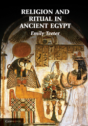 Religion and Ritual in Ancient Egypt