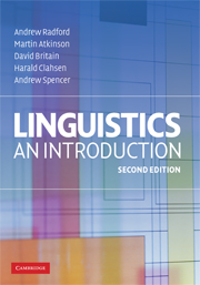 An Introduction To Language And Linguistics Fasold Pdf