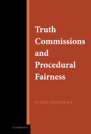 Truth Commissions and Procedural Fairness