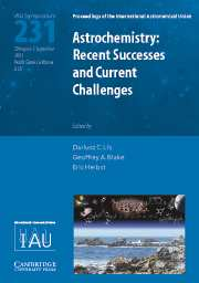 Astrochemistry: Recent Successes and Current Challenges (IAU S231)