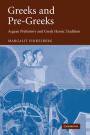 Greeks and Pre-Greeks