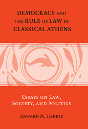 Democracy and the Rule of Law in Classical Athens