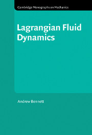 Lagrangian Fluid Dynamics