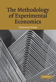 The Methodology of Experimental Economics