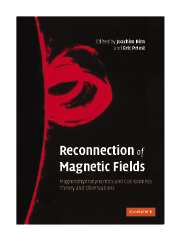 Reconnection of Magnetic Fields