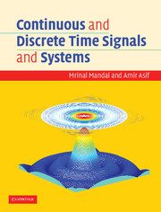 Continuous and Discrete Time Signals and Systems