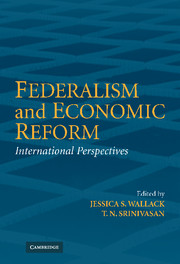 Federalism and Economic Reform