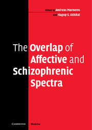 The Overlap of Affective and Schizophrenic Spectra