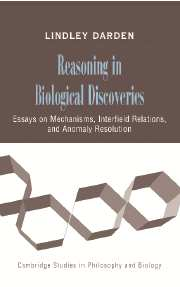 Reasoning in Biological Discoveries