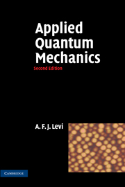 Applied quantum mechanics 2nd edition | Electronic, optoelectronic devices,  and nanotechnology