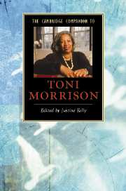 The cambridge companion to toni morrison edited by justine tally the cambridge companion to toni morrison fandeluxe Choice Image