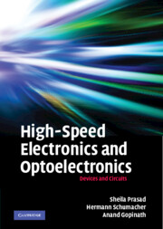 High-Speed Electronics and Optoelectronics