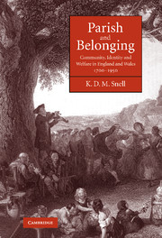 Parish and Belonging