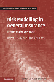 Risk Modelling in General Insurance From Principles to Practice