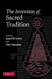 The Invention of Sacred Tradition