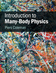 Introduction to Many-Body Physics