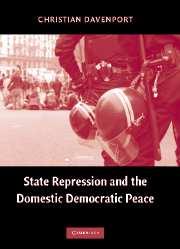 State Repression and the Domestic Democratic Peace
