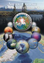 Arctic Climate Impact Assessment - Scientific Report