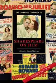 The Cambridge Companion to Shakespeare on Film