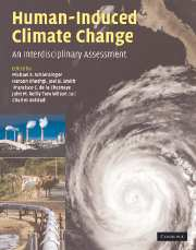 Human-Induced Climate Change