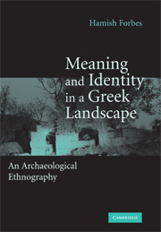 Meaning and Identity in a Greek Landscape