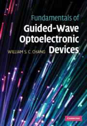 Fundamentals of Guided-Wave Optoelectronic Devices