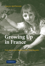 Growing Up in France