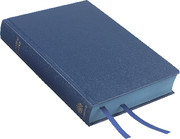 Book of Common Prayer Desk Edition, Blue Imitation Leather, CP821