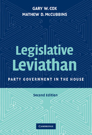 Legislative Leviathan