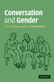 Conversation and Gender