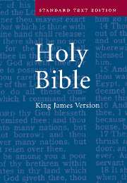 KJV Emerald Text Bible, Red-letter Text, KJ530:TR