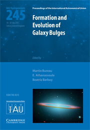 Formation and Evolution of Galaxy Bulges (IAU S245)