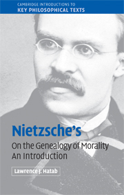 """a literary analysis of the morality of passions by nietzsche 9, 4[23])1 nietzsche here broaches a perennial theme in the  morality27  against morality, nietzsche posits a """"new passion    the passion for knowledge."""