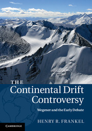 The Continental Drift Controversy
