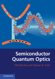 Semiconductor Quantum Optics