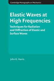 Elastic Waves at High Frequencies