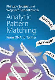 Analytic Pattern Matching