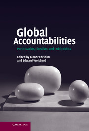 Global Accountabilities