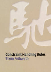 Constraint Handling Rules