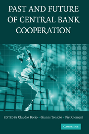 The Past and Future of Central Bank Cooperation