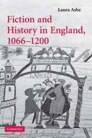 Fiction and History in England, 1066–1200