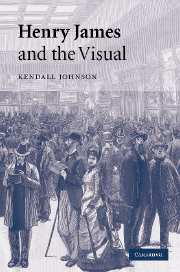 Henry James and the Visual