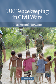 UN Peacekeeping in Civil Wars