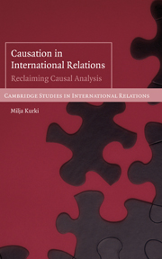 Causation in International Relations