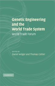 Genetic Engineering and the World Trade System